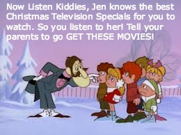 listen kiddies frosty
