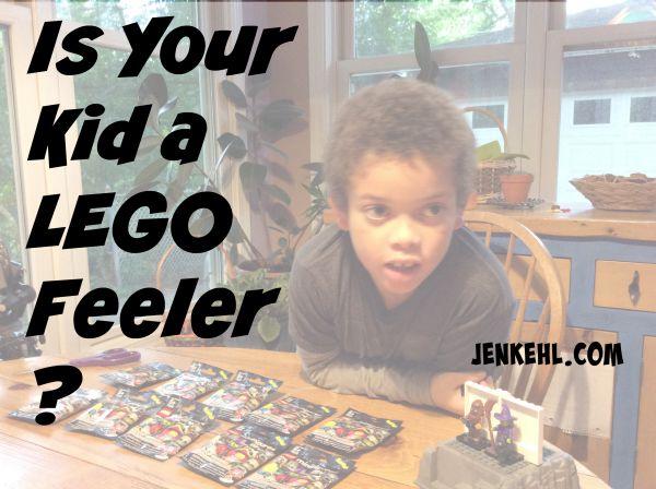LEGO Feeler
